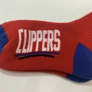 New Youth NBA LA CLIPPERS Elite Socks FBF Original
